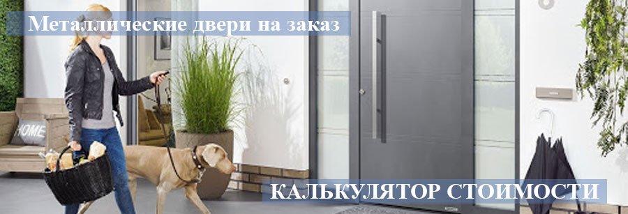 Двери металлические на заказ Днепр